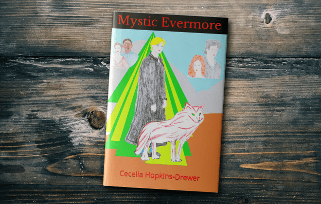 Mystic Evermore by Cecelia Hopkins-Drewer