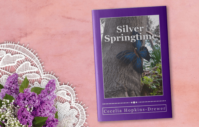 Silver Springtime by Cecelia Hopkins-Drewer