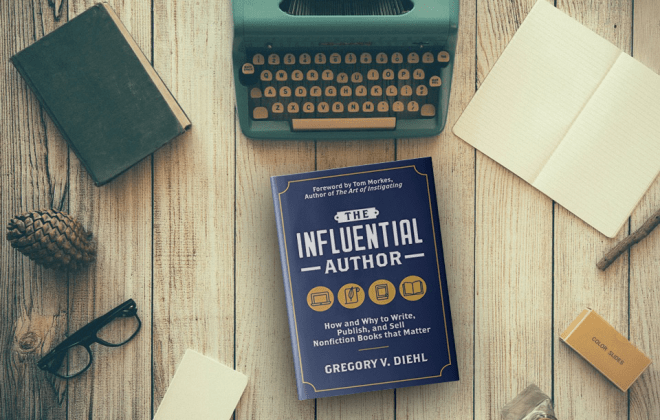 The Influential Author by Gregory V. Diehl